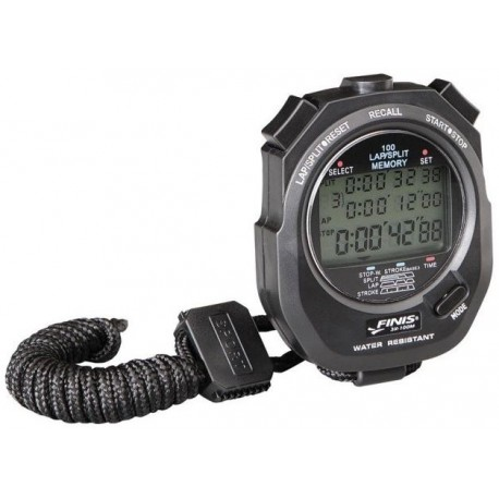 Chronomètre 3 x 100m Stop Watch Finis