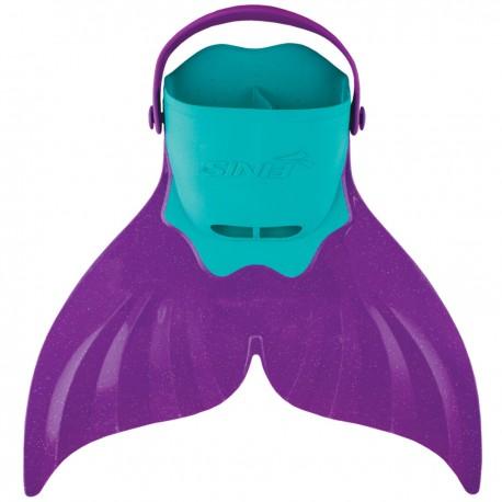 Monopalme FINIS Mermaid Paradise Purple
