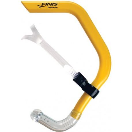 Tuba frontal FINIS Freestyle snorkel