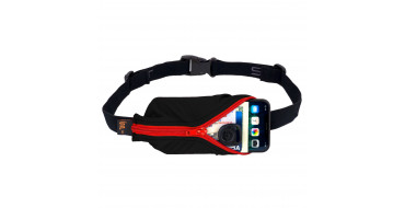 Ceinture SPIBELT Large Pocket - BLACK / RED