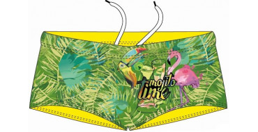 SWEAMS TRUNKS MOJITO TIME - Boxer homme