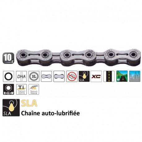 Chaine 10 vitesses Yaban SLA 210
