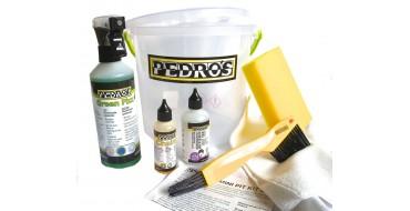 Kit de nettoyage complet PEDROS Mini Pit Kit 3,0