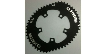 Grand plateau externe 5 branches Compact Campagnolo compatible 11v 110mm OSYMETRIC