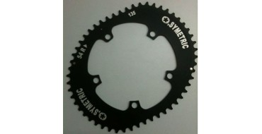 Grand plateau externe 5 branches Campagnolo compatible 11v 135mm OSYMETRIC
