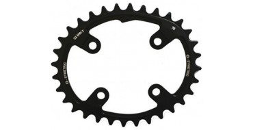 Plateau VTT OSYMETRIC single 76mm Narrow Wide compatible SRAM XX1 - 32 dents